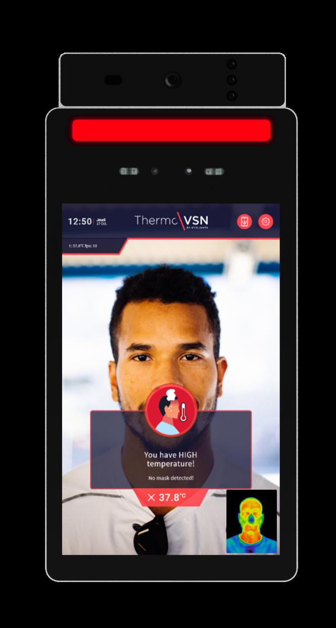 ThermoVSN Face X1 new design
