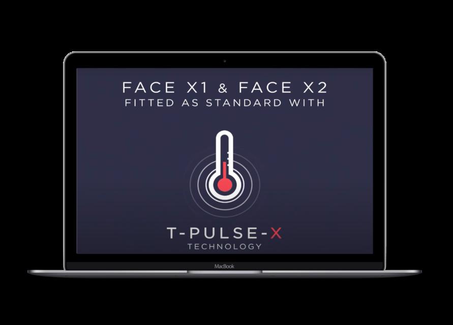 T-Pulse-X Video splash